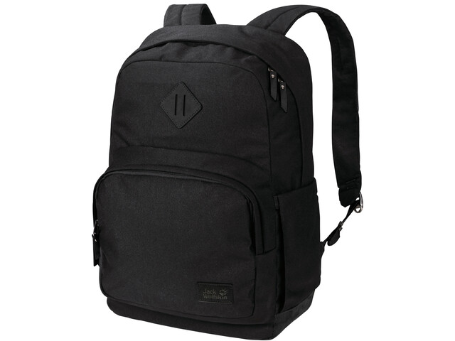 Jack Wolfskin Croxley Laptop Backpack ultra black